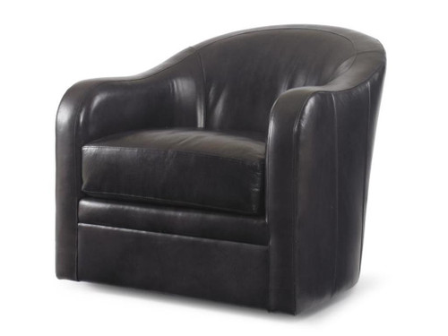 "33"" Century Furniture Bramonte Swivel Chair - 1"