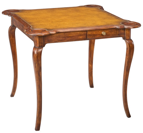 """30"""" Sarreid Occasional and Game Table - 1"""