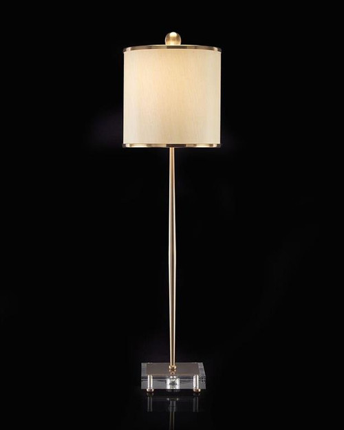 "33"" John Richard Metropolis Buffet Lamp - 1"