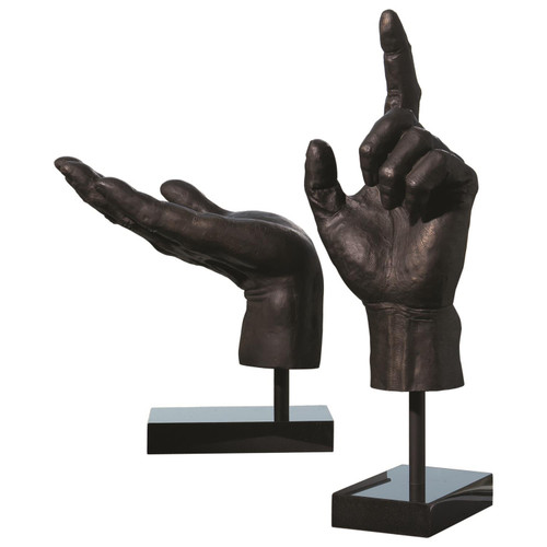 Hand Sculpture-Open Hand