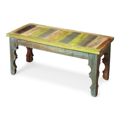 """18"""" Butler Artifacts Accent Bench - 1"""