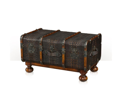 The Kalahari Steamer Trunk