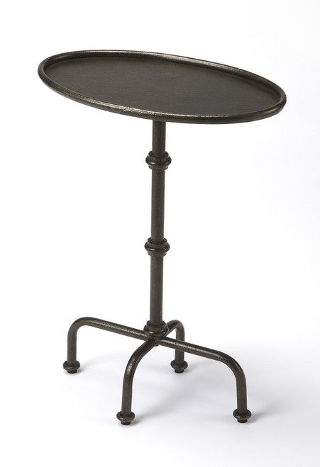Butler Industrial Chic Pedestal Table 1 - 1