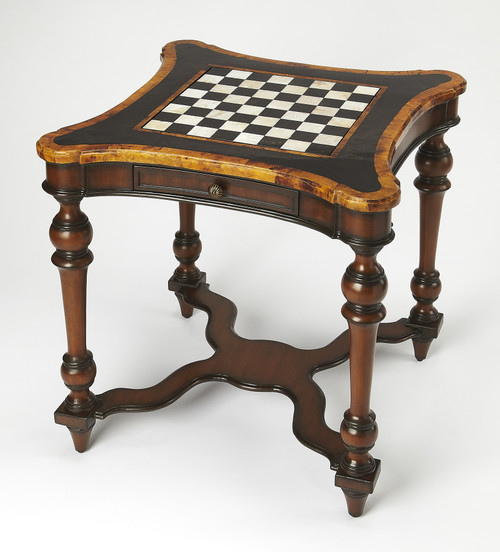 """30"""" Butler Heritage Game Table 1 - 1"""