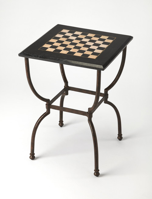 """26"""" Butler Metalworks Game Table - 1"""