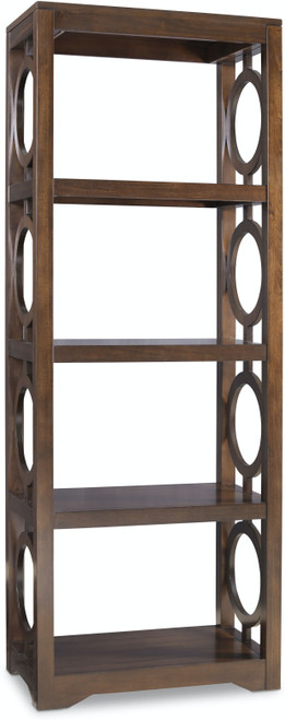 "80"" Hooker Furniture Home Office Kinsey Etagere - 1"