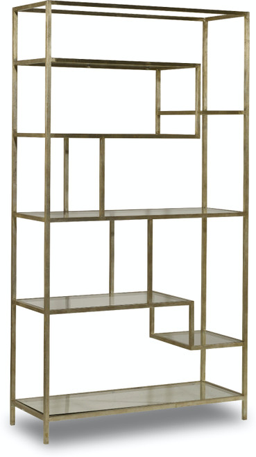 "80"" Hooker Furniture Home Office Etagere - 1"