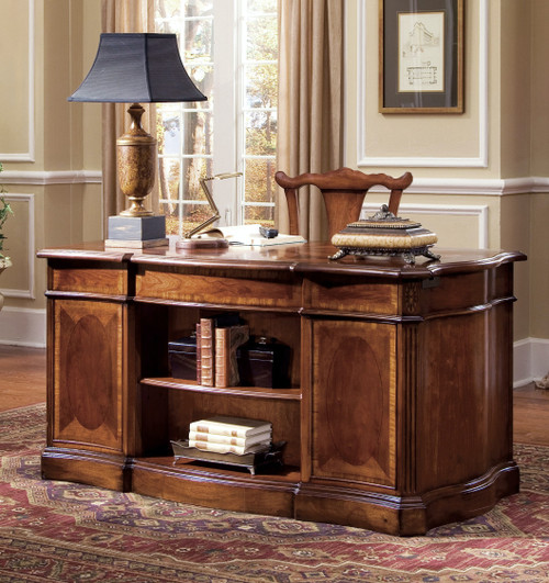 "30"" Hooker Furniture Home Office Belle Grove Desk - 1"