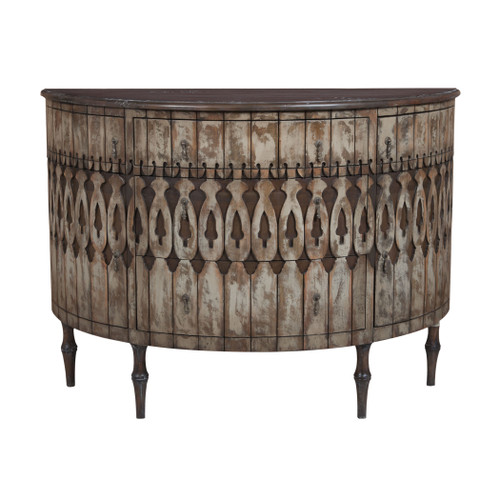 """55"""" ELK Home Artifacts Demilune Sideboard, Traditional - 1"""