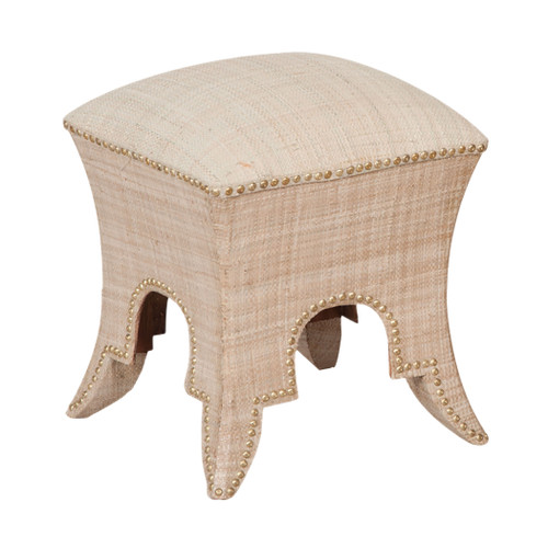 "18"" ELK Home PRINCESS OTTOMAN, Transitional - 1"