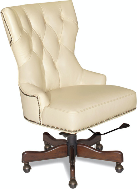 "40"" Hooker Furniture Home Office Prim Executive Swivel Tilt Chair - 1"