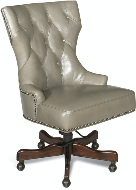 "40"" Hooker Furniture Home Office Prim Executive Swivel Tilt Chair 1 - 1"