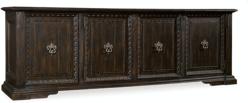 """32"""" Hooker Furniture Home Treviso Entertainment Console - 1"""