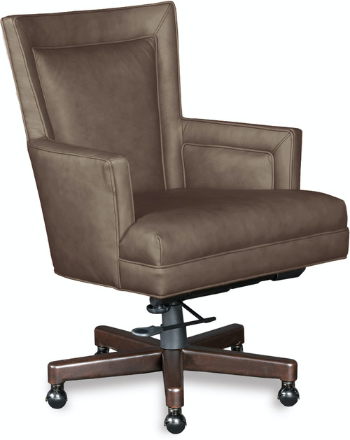 "37"" Hooker Furniture Home Office Rosa Executive Swivel Tilt Chair - 1"