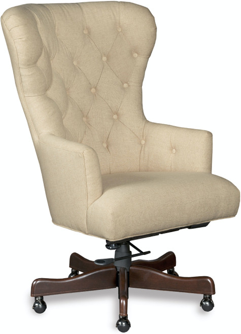 """44"""" Hooker Furniture Katherine Home Office Chair - 1"""