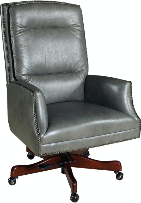 "44"" Hooker Furniture Home Office Garrett Executive Swivel Tilt Chair - 1"