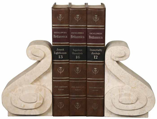 Curved Bookends