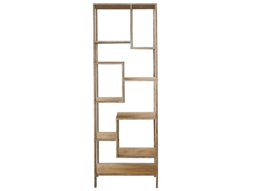"86"" Universal Furniture Curated Bunching Etagere - 1"