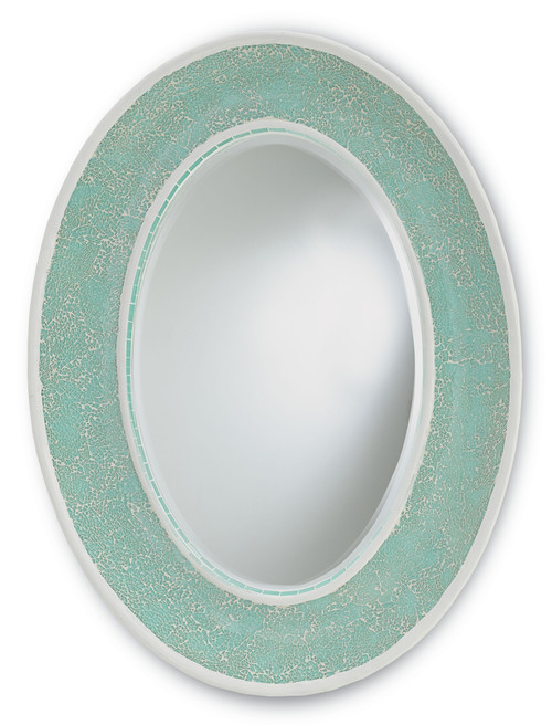 "31"" Currey and Company Eos Mirror - 1"