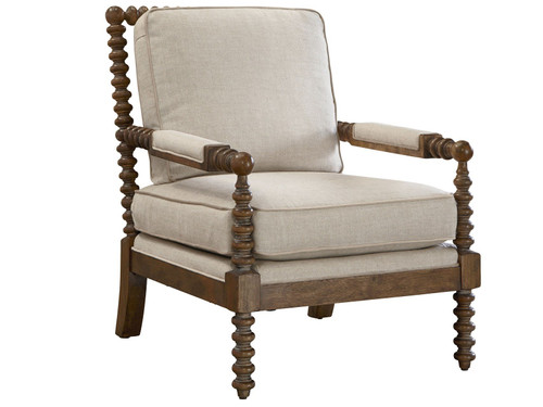 """38"""" Universal Furniture Curated Soho Accent Chair 2 - 1"""