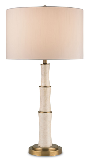 "31"" Currey and Company Colette Table Lamp - 1"