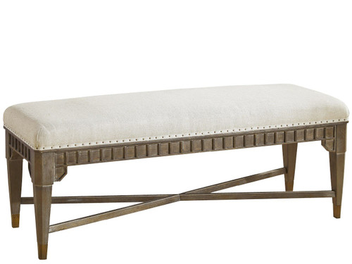 """58"""" Universal Furniture Playlist Bed End Bench 1 - 1"""
