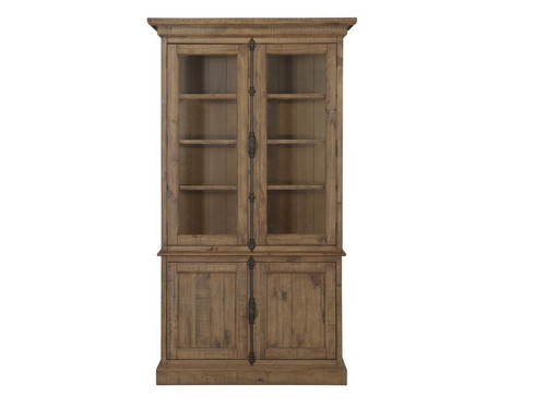 """78"""" Magnussen Willoughby Dining Display Cabinet - 1"""