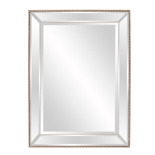 "48"" Howard Elliott Roberto Glass Wall Mirror - 1"