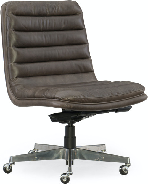 "35"" Hooker Furniture Home Office Wyatt Executive Swivel Tilt Chair - 1"