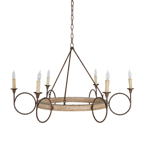 Gabby Home Bailey Chandelier - 1