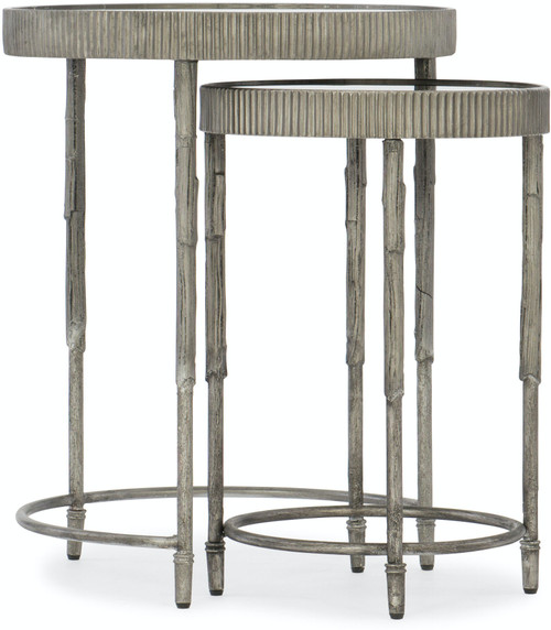 """24"""" Hooker Furniture Living Room Accent Nesting Table - 1"""