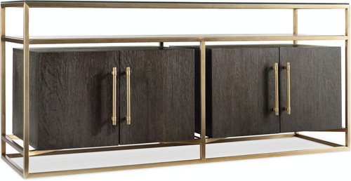 "30"" Hooker Furniture Home Curata Entertainment Console - 1"