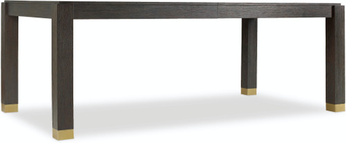 """30"""" Hooker Furniture Curata Rectangle Dining Table with Leaves - 1"""