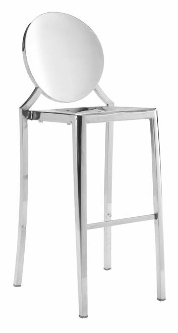 Eclipse Bar Chair Ss