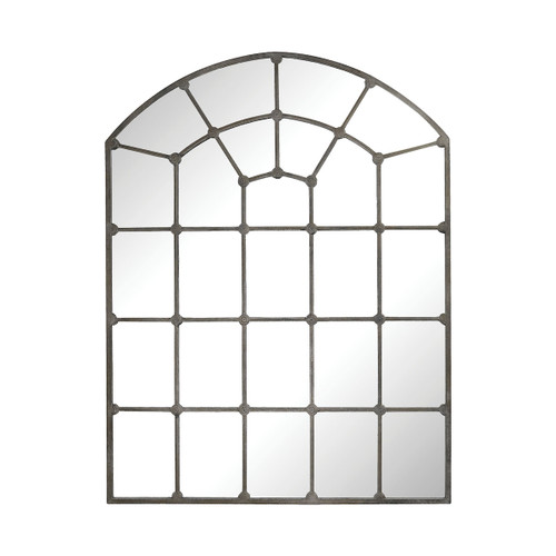 "71"" ELK Home Parisian Loft Window Pane, Traditional - 1"