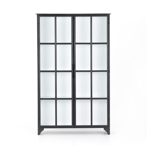 "78"" Four Hands Camila Display Cabinet - 1"