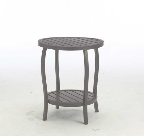 Cottage Round End Table