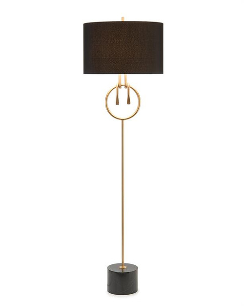 "69"" John Richard Wrapped Knot Floor Lamp - 1"