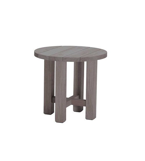 Croquet Teak End Table 1