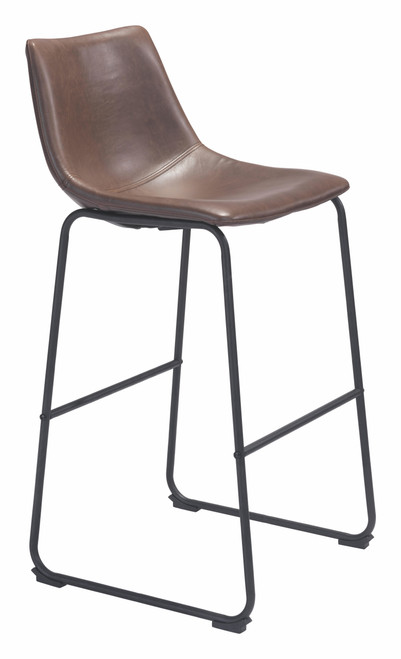 Smart Bar Chair Vintage Espresso