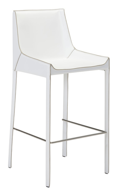 Fashion Bar Chair White