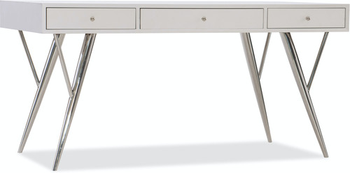 """30"""" Hooker Furniture Home Office Sophisticated Contemporary Writing Desk - 1"""