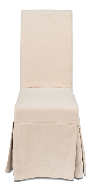 Sarreid Draped Dining Side Chair - 1