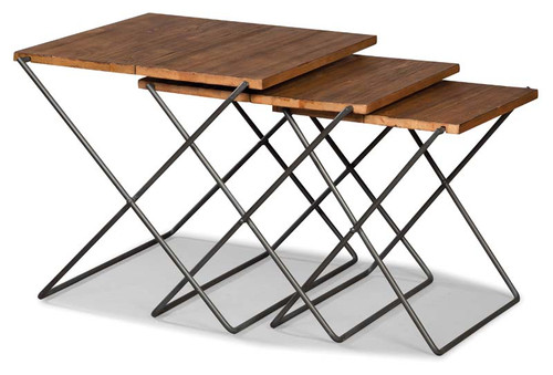 Boone Forge Nesting Tables