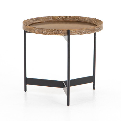 """20"""" Four Hands Nathaniel End Table - 1"""