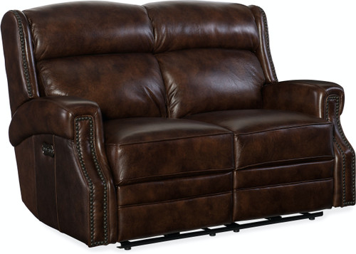 MS Carlisle Power Motion Loveseat w/Pwr Headrest