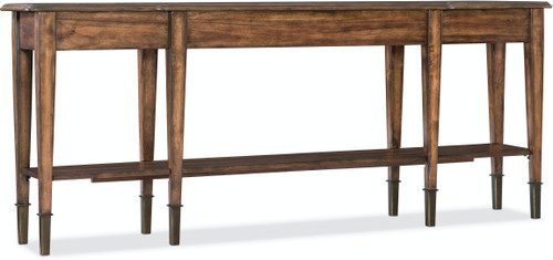 "32"" Hooker Furniture Living Room Skinny Console Table - 1"