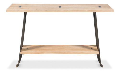 "30"" Sarreid Rift Console Table 1 - 1"