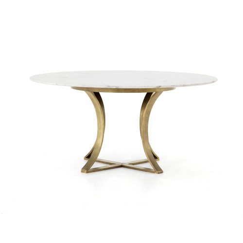 """30"""" Four Hands Gage Dining Table 4 - 1"""