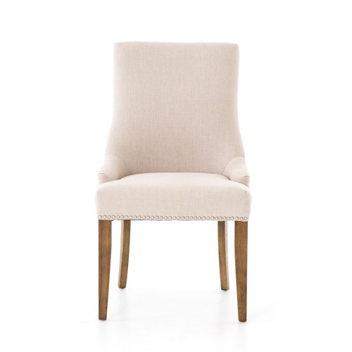 """36"""" Four Hands Sadie Dining Chair - Linen - 1"""